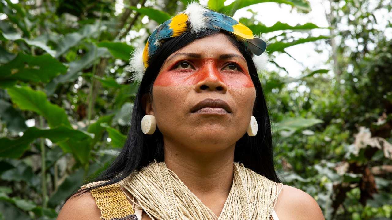 निमन्ते नेनक्विमो।  चित्र सौजन्य: स्वर्णकार पर्यावरण पुरस्कार