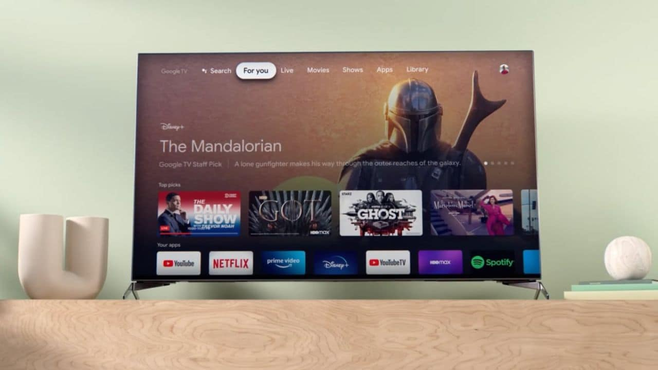 TCL Google TVs with Mini LED, 8K and QLED technology unveiled at the event- Technology News, Gadgetclock