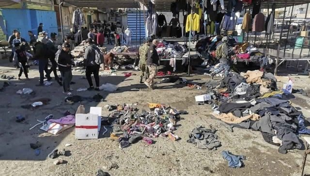 Baghdad blasts: IS claims responsibility for twin suicide bombing that killed 32, injured 110