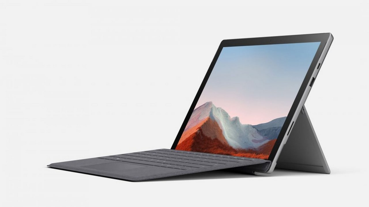 Microsoft Surface Pro 7 Plus launched with latest 11th gen Intel core processors- Technology News, Gadgetclock