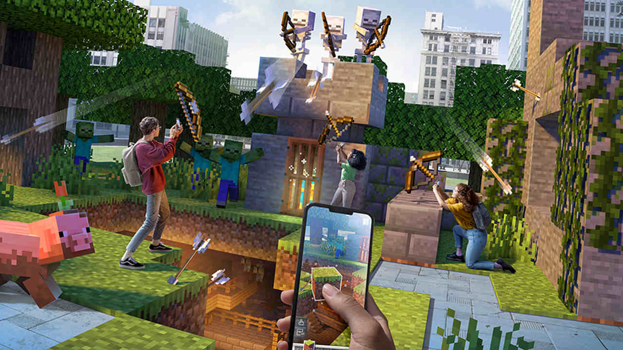 Minecraft Earth to shut down in June 2021 as current global situation limits 'free movement and collaborative play'- Technology News, Gadgetclock