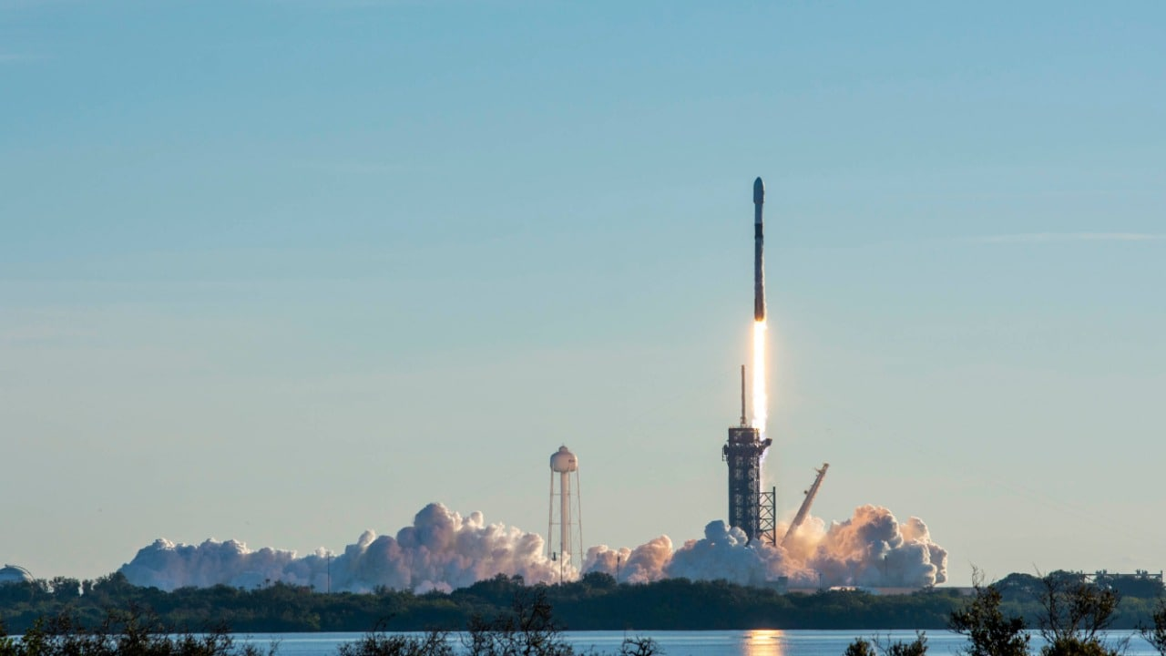 SpaceX launches first batch of Starlink satellites of 2021