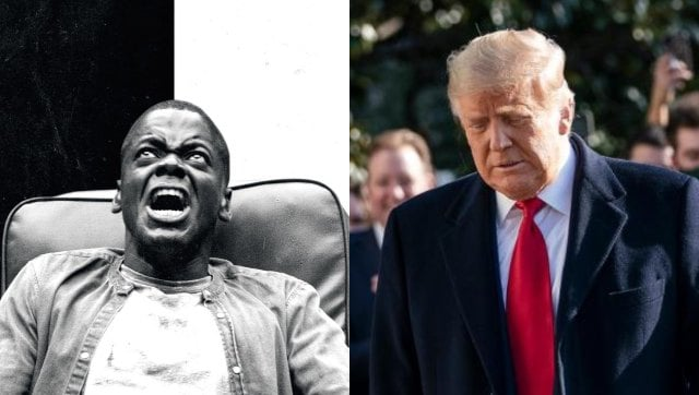 Donald Trump's term as president as depicted in cinema, television and documentaries; from Get Out to Parasite