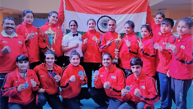 Adriatic Pearl Tournament: Indian women boxers claim five gold medals for a top finish - Firstpost