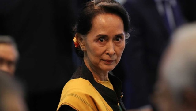 Myanmar coup: Aung San Suu Kyi charged with 'illegally importing' walkie-talkies, to be in custody till 15 Feb