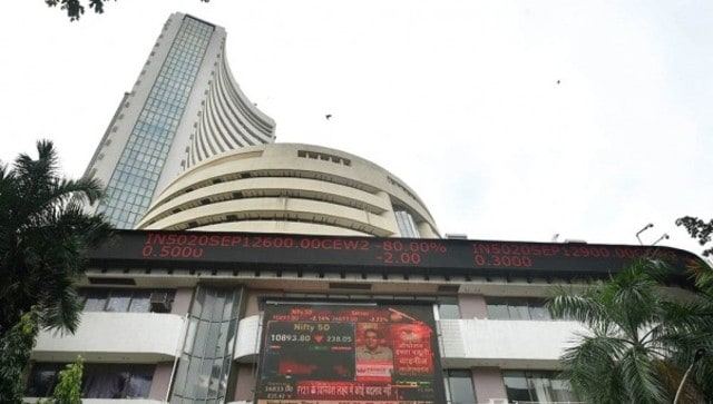 Sensex surges by over 300 points in early trade; Nifty rises by 81.5 points