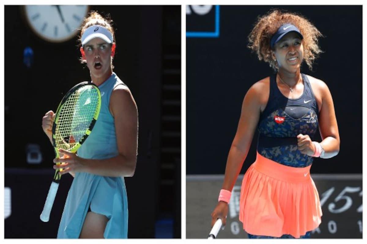 Japan's Naomi Osaka Beat Jennifer Brady To Win The Australian Open Female's Final - Tatahfonewsarena