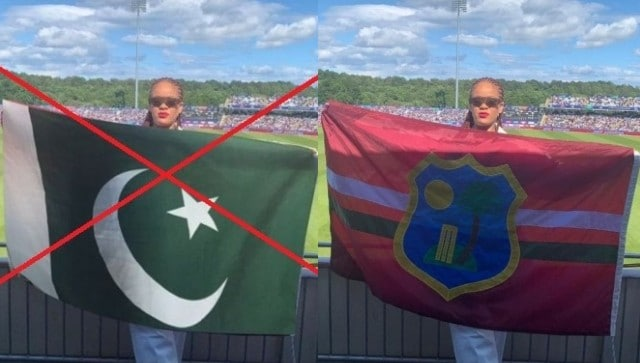 AFP fact check: Doctored photo of Rihanna with Pakistani flag goes viral after singer tweets supporting farmers' protest