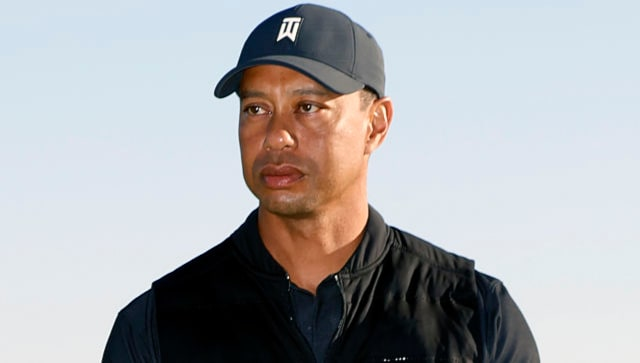Tiger Woods seen without walking boot in Florida girl's Instagram post