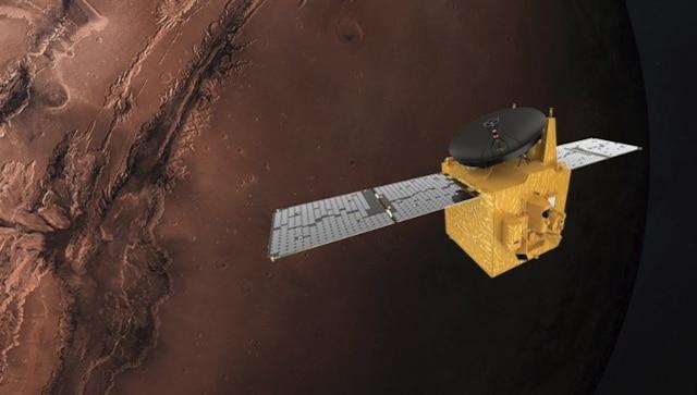 In Arab world's first interplanetary mission, spacecraft 'Amal' enters orbit around Mars