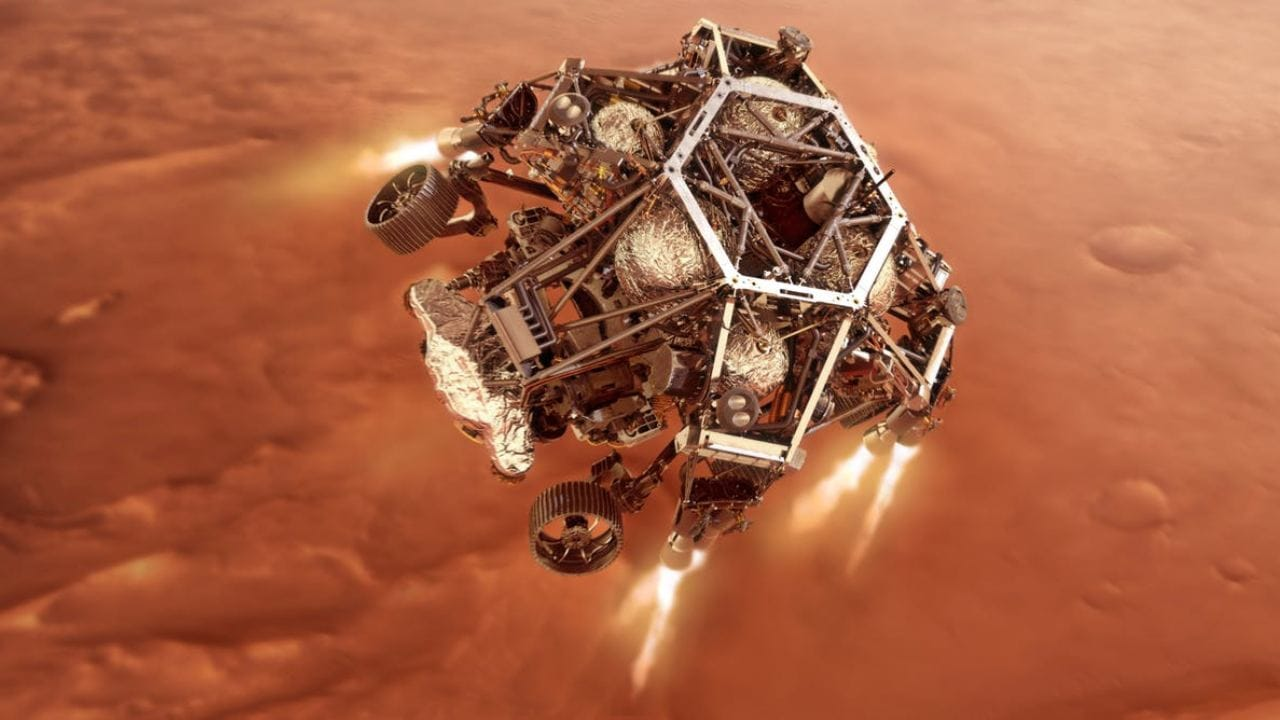 Seven Minutes of Terror: Understanding the Technology Perseverance Will Need to Survive the Mars Landing