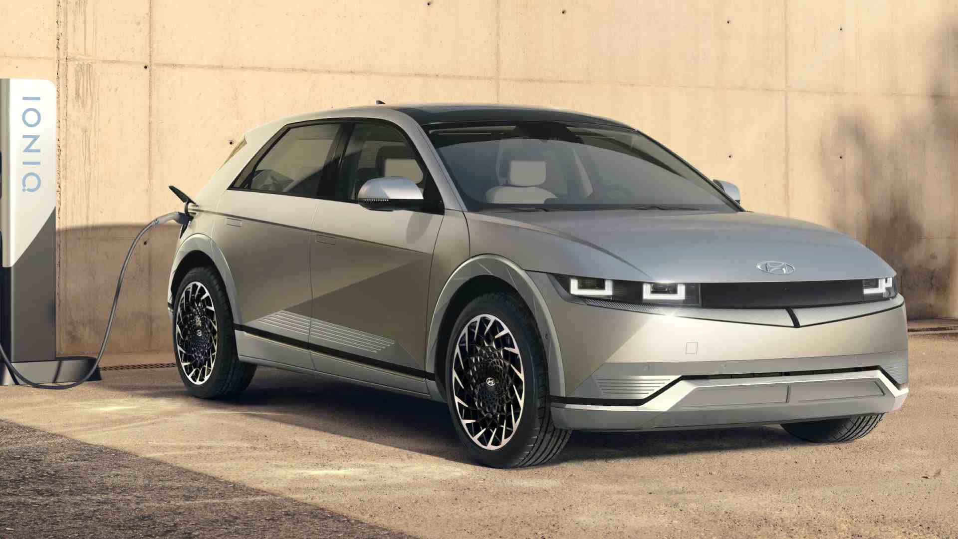 Full localisation will take time, and Hyundai believes imports will help grow the EV market in the meantime. Image: Hyundai