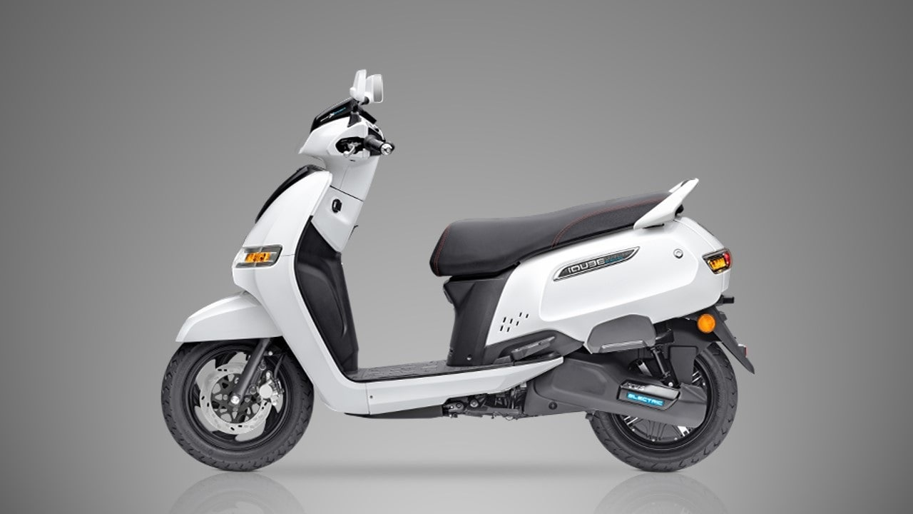TVS launches iQube electric scooter in Delhi at Rs 1.08 lakh: All you need to know