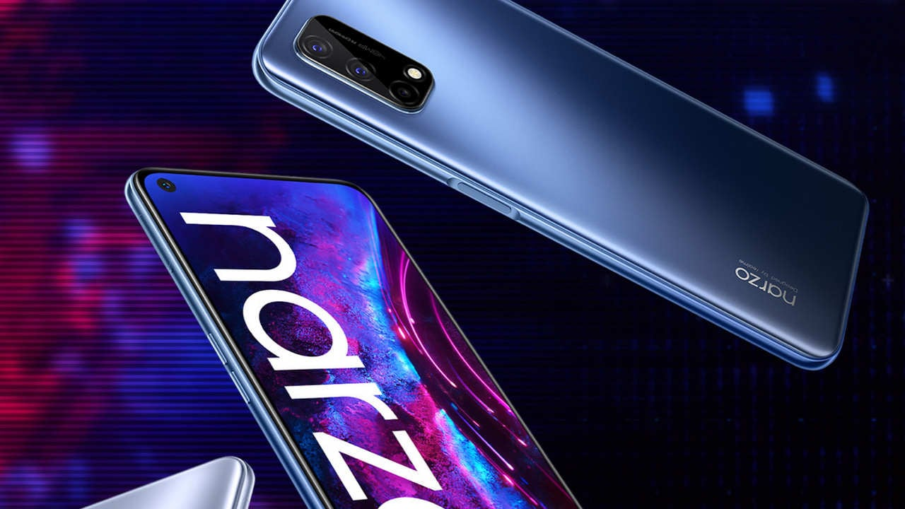 Realme Narzo 30 Pro 5G to go on first sale today in India at 12 pm on  Flipkart, Realme.com- Technology News, Firstpost