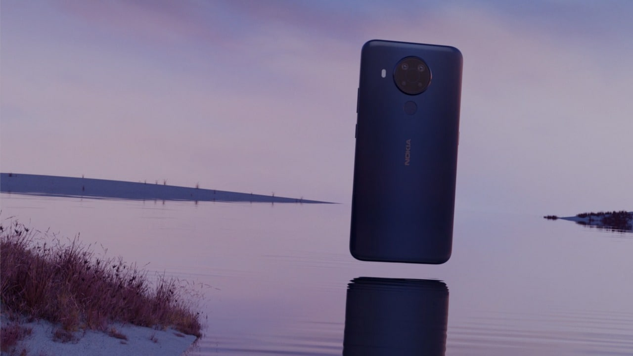 Nokia 5.4 with a punch hole display to launch soon in India, confirms Flipkart teaser