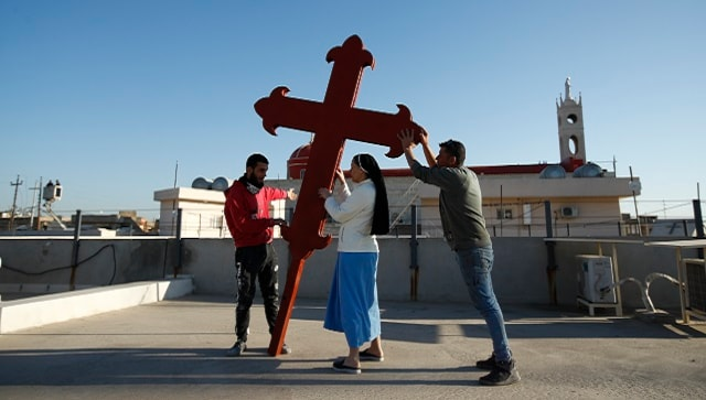 From Saddam's ouster to brutal Islamic State campaign, a timeline of disaster and displacement for Iraqi Christians