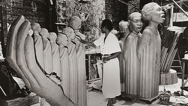 Augusta Savage: The Black woman artist who crafted a life she was told she couldn't have - Art-and-culture News , Firstpost