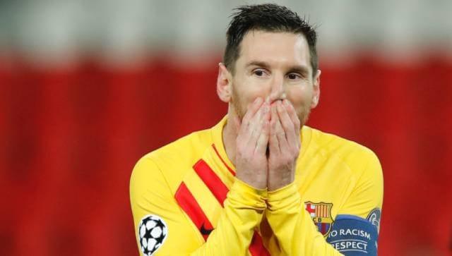 LaLiga to investigate COVID-19 protocol breach at Lionel Messi's party for Barcelona team-mates