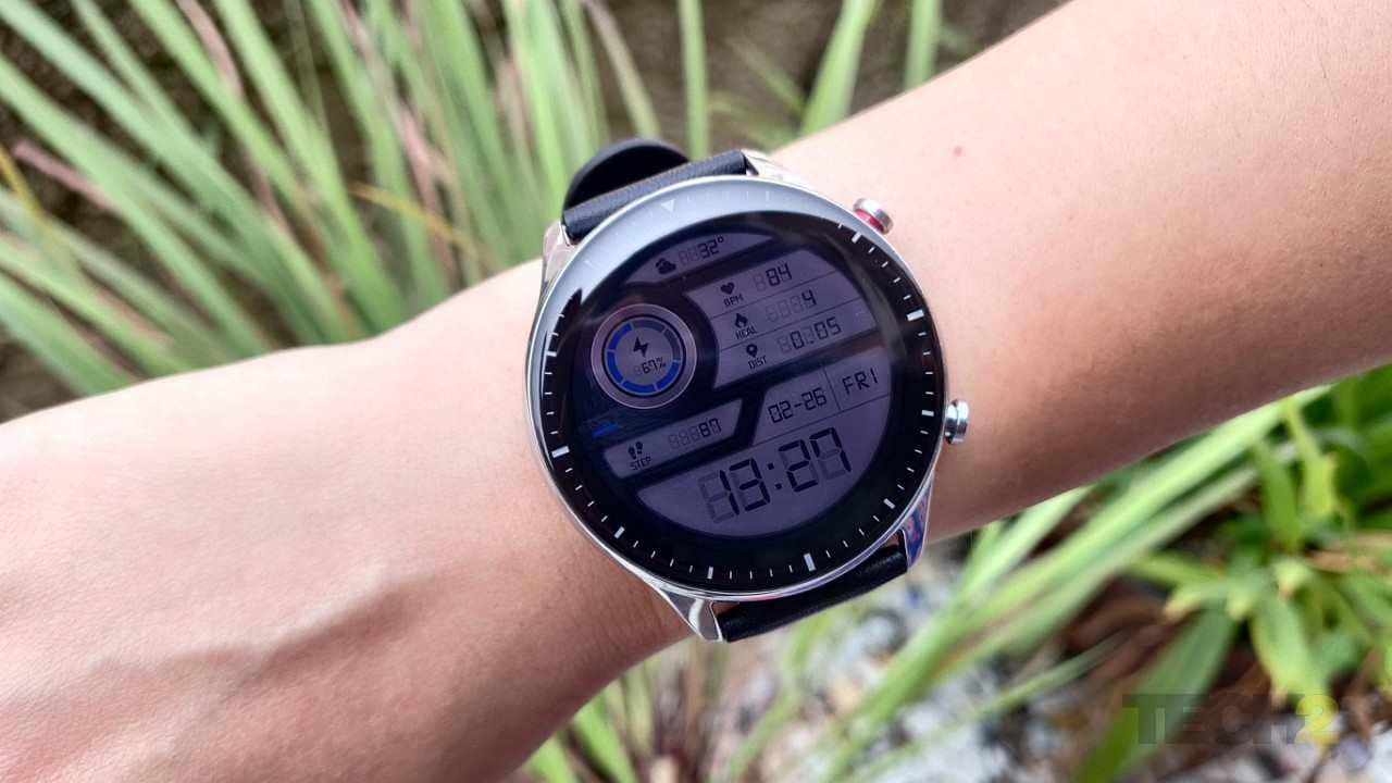 Amazfit GTR 2 Review: A fitness watch with more style and features than the GTR- Technology News, Firstpost