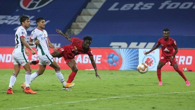 ISL 2020-21, NorthEast United vs ATK Mohun Bagan: David Williams' trickery, Camara's tireless running and other talking points - Sports News , Firstpost