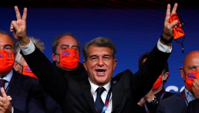 LaLiga: Barcelona president Joan Laporta preparing club's revamping process, says 'it's the end of a cycle'