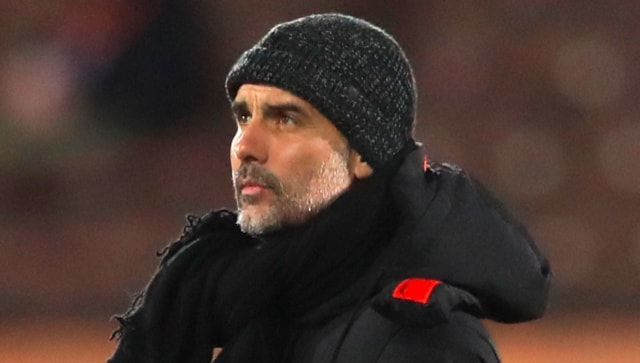 Champions League: Pep Guardiola urges Manchester City to 'control emotions' ahead of crucial PSG meeting