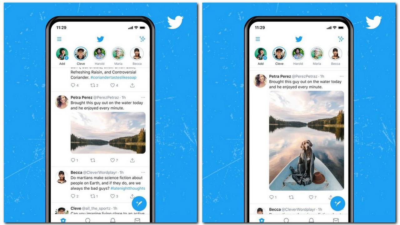 Twitter is testing full-image view in tweet timeline, to support 4K images- Technology News, Gadgetclock