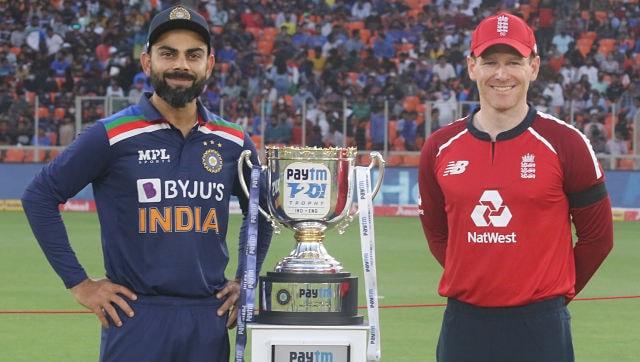 India vs England, Highlights, 2nd T20 at Ahmedabad, Full Cricket Score: Virat Kohli anchors hosts to seven-wicket win