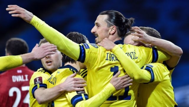 Euro 2020: Sweden's Zlatan Ibrahimovic's participation in doubt with six-week knee treatment