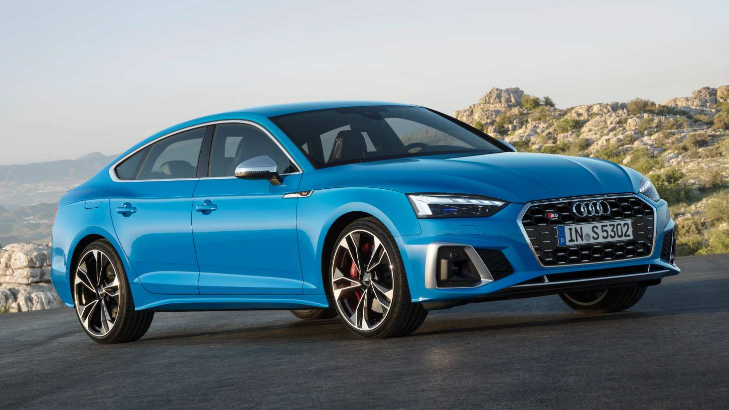 Audi S5 Sportback facelift to be launched in India on 22 March, gets 354 hp V6 petrol engine- Technology News, Gadgetclock