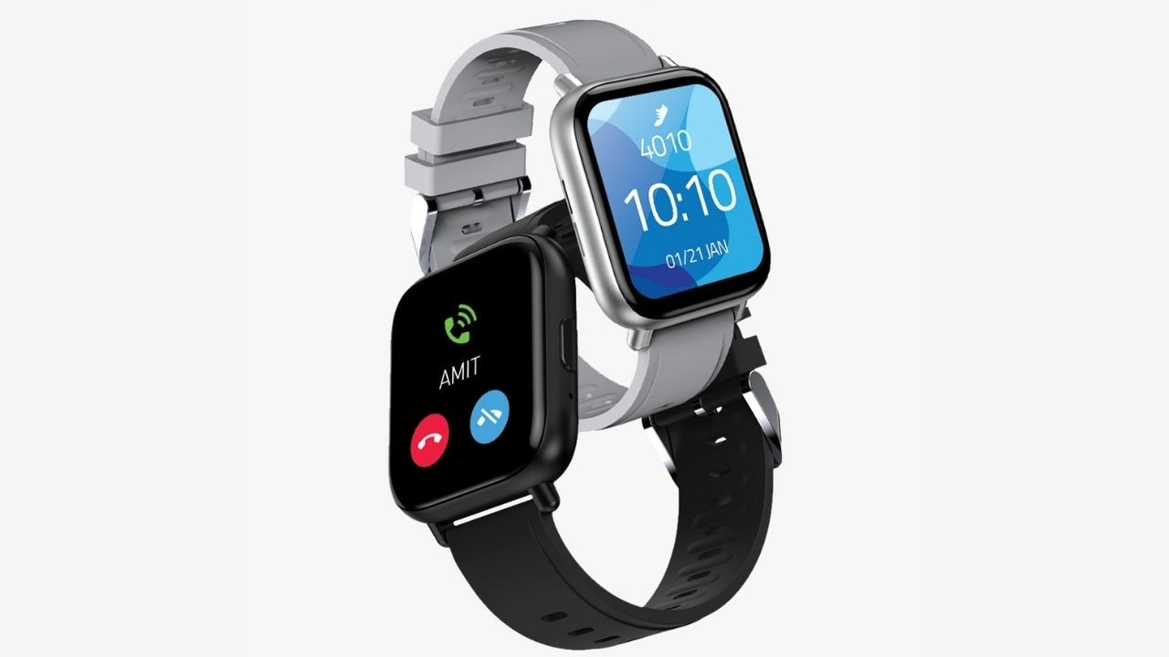 Molife Sense 500 smartwatch with 1.7-inch Infinity display launched in India at Rs 4,499- Technology News, Gadgetclock
