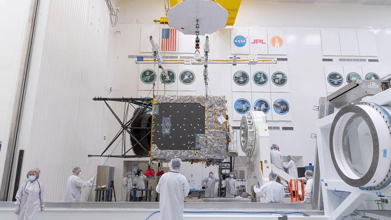 NASA begins assembling spacecraft bound for metal-rich asteroid Psyche- Technology News, Gadgetclock