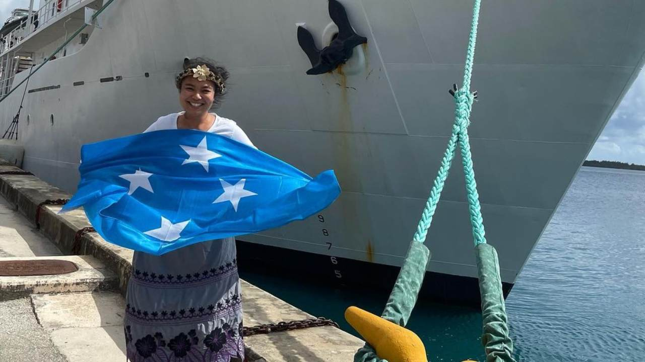Nicole Yamase first Pacific Islander, only third woman to reach Challenger Deep- Technology News, Gadgetclock