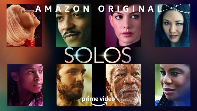 Amazon Prime Video to premiere Morgan Freeman, Anne Hathaway's anthology series Solos on 21 May - Entertainment News , Firstpost