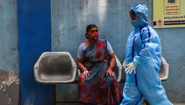 India records 1,68,912 COVID-19 cases in 24 hours; recovery rate falls below 90%