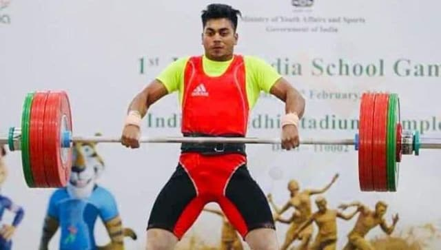 Weightlifting Junior World Championship: Achinta Sheuli lifts 313kg to win silver in 73kg category