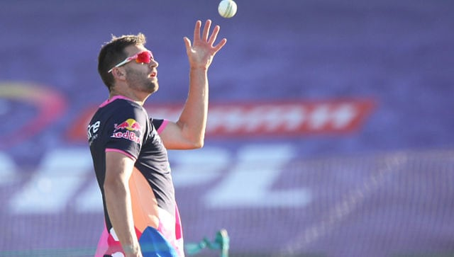 IPL 2021: RR's Andrew Tye wonders how franchises are spending so much when people are not finding hospitals