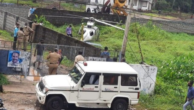 Chopper carrying Lulu Group chairman MA Yusuff Ali makes forced landing near Kochi; no one injured