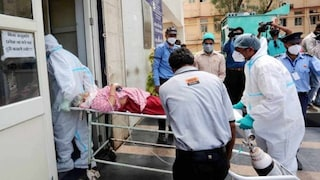 """Madhya Pradesh: Five COVID-19 patients die due to lack of oxygen in  Jabalpur hospital-India News , Firstpost"""""""