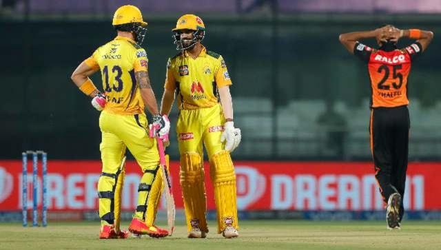 IPL 2021 photos: Faf du Plessis, Ruturaj Gaikwad revel in CSK's comfortable seven-wicket win over SRH