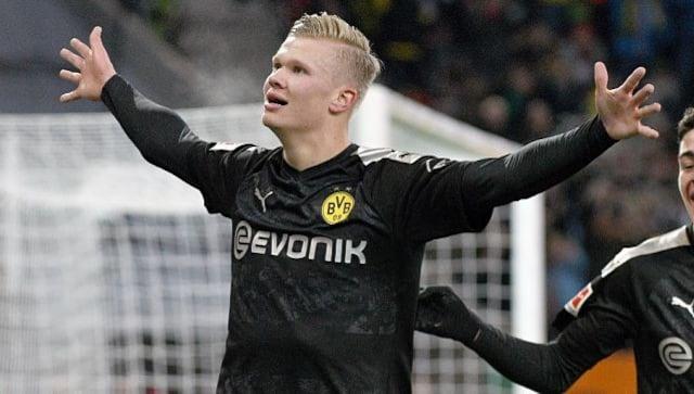 Bundesliga: Borussia Dortmund planning to keep Erling Haaland for next season