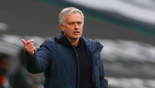 Serie A: Jose Mourinho joins Roma as head coach on three-season contract