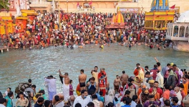 Haridwar, site of Kumbh Mela, sees over 1,000 COVID-19 cases in 48 hours