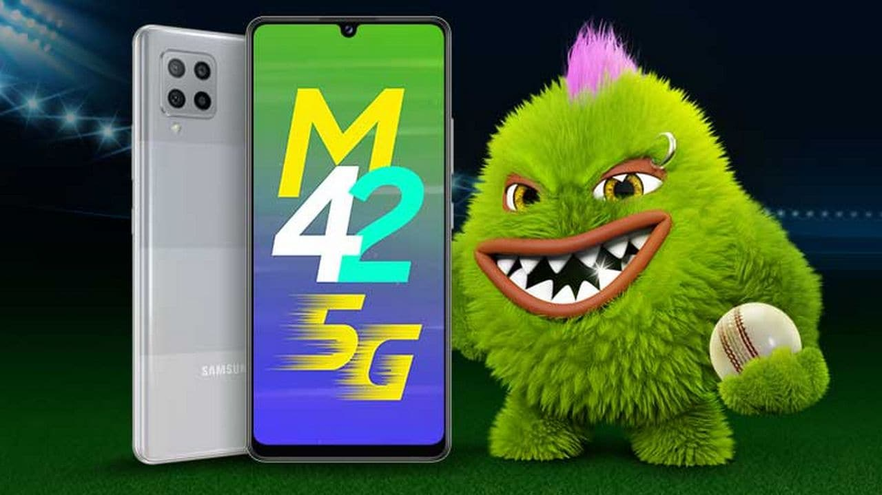 Samsung Galaxy M42 with Snapdragon 750G chipset to launch in India on 28 April- Technology News, Gadgetclock