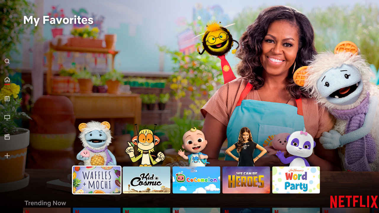 Netflix redesigns Kids profile to show most-watched titles and characters on the homepage- Technology News, Gadgetclock