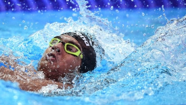 Srihari Nataraj, Sajan Prakash among Indian swimmers cleared to participate in Olympic qualifying events in Belgrade, Rome