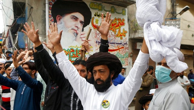 Pakistan anti-France protests: TLP's emergence is a result of Imran Khan govt's inexcusable policies - World News , Firstpost