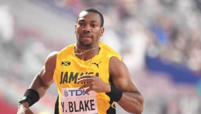 Sprinter Yohan Blake urges Indians to stay safe as country battles surge in COVID-19 cases
