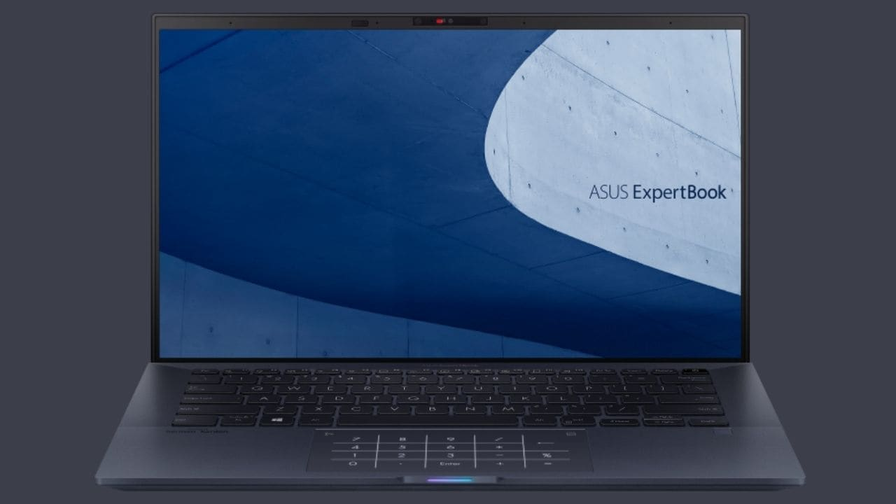 ASUS ExpertBook B9 with 14-inch display, 11th gen Intel Core processors launched in India, priced starting Rs 1,15,489- Technology News, Gadgetclock