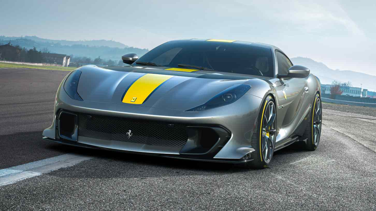 Ferrari 812 Superfast has produced a new limited special version with a V12 engine of 830 hp – Technology News, Firstpost